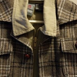 Knuckleheads 18 months coveralls & plaid coat